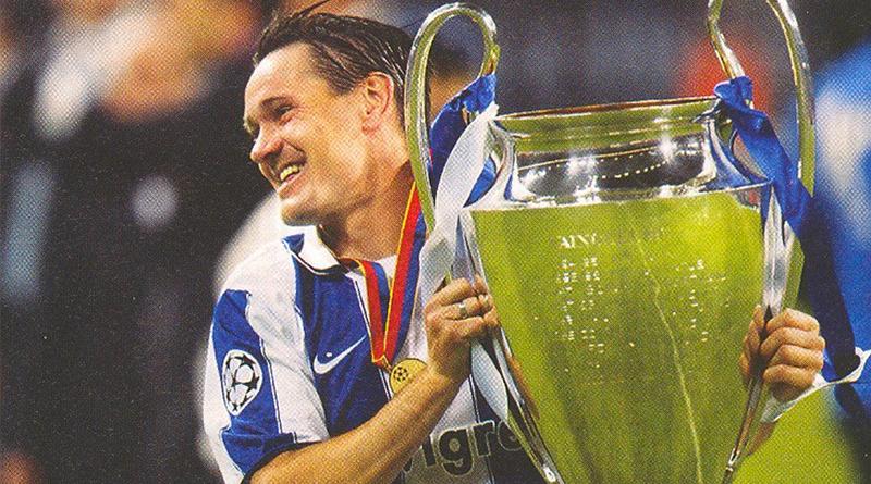 Дмитрий Аленичев - победитель Лиги чемпионов 2003/ 2004