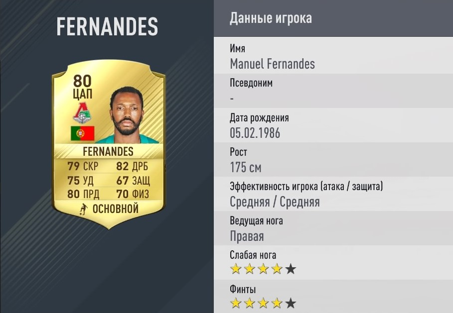Фернандеш