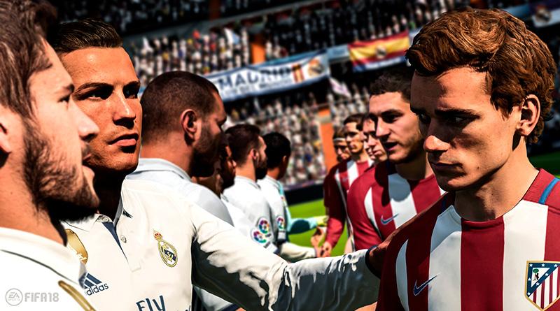 FIFA 18 новые подробности
