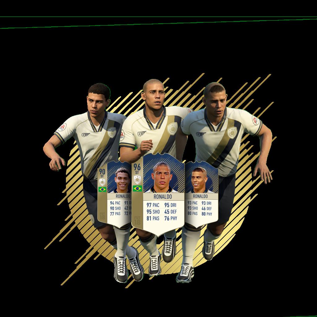 Кумиры в FIFA 18