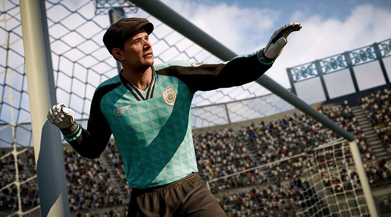Обзор (рецензия) на FIFA 18