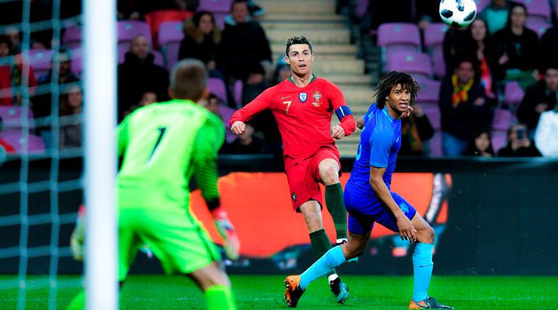 Португалия - Нидерланды 26 марта 2018 года