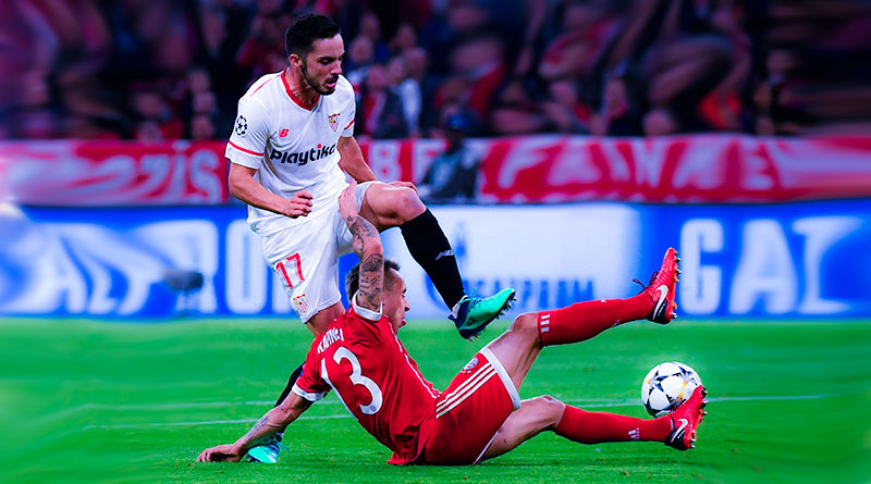 Бавария сыграла в нулевую ничью с Севильей