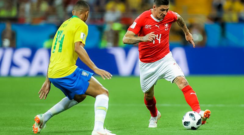 Бразилия не смогла обыграть Швейцарию на Чемпионате мира 2018