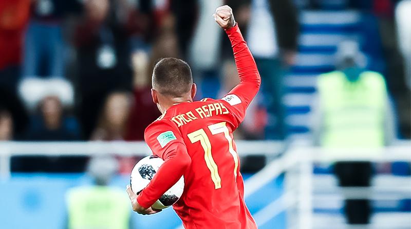 Испания выгрызает ничью в матче с Марокко и занимает первую строчку в группе B