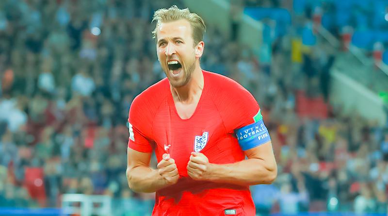 Англия в серии пенальти обыгрывает Колумбию в 1/8 ЧМ-2018