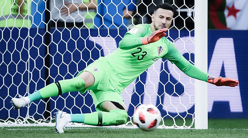 Хорватия обыгрывает датчан в 1/8 финала ЧМ в серии пенальти