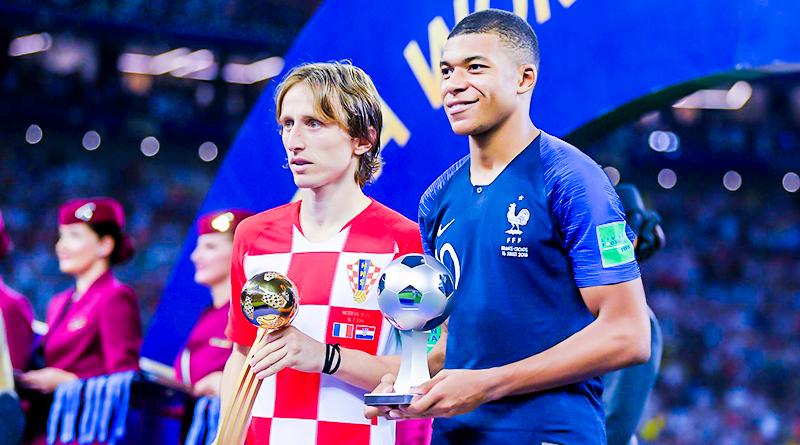 FIFA определила лучших игроков ЧМ 2018