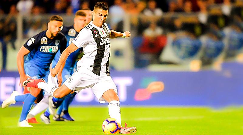 Роналду забивает лучший гол недели