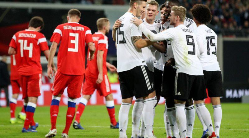 Германия - Россия