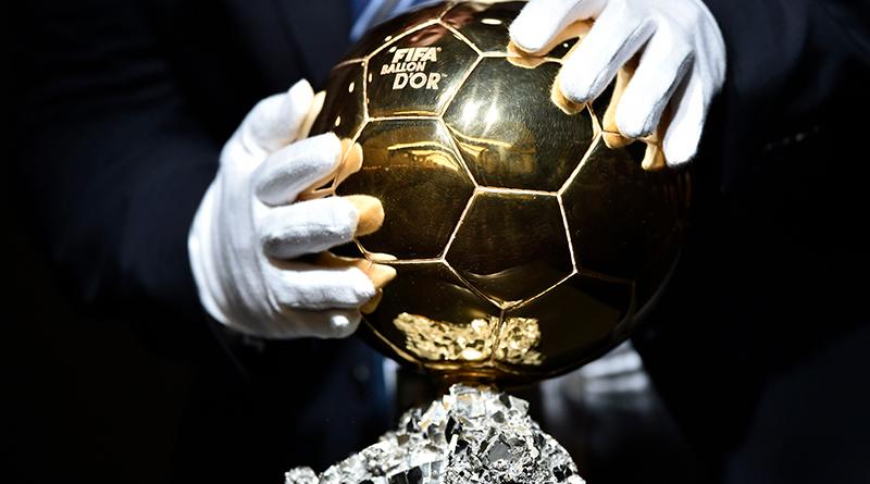 Золотой мяч 2018