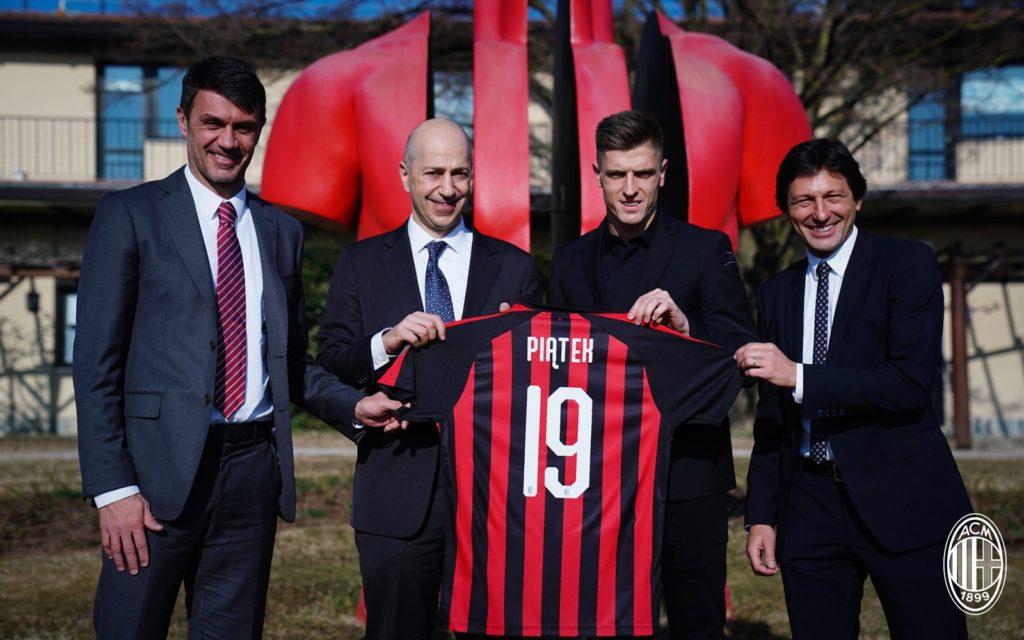 Кшиштоф Пентек перешел из Дженоа в Милан за 35 млн евро