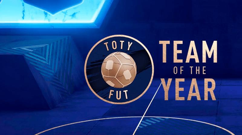 Команда года в FIFA 19