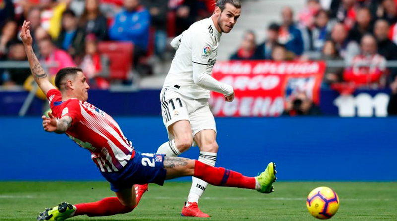 Реал обыгрывает Атлетико в 23 туре Чемпионата Испании