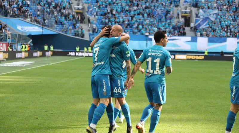 Обзор матчей 26-ого тура РФПЛ сезона 2018/2019