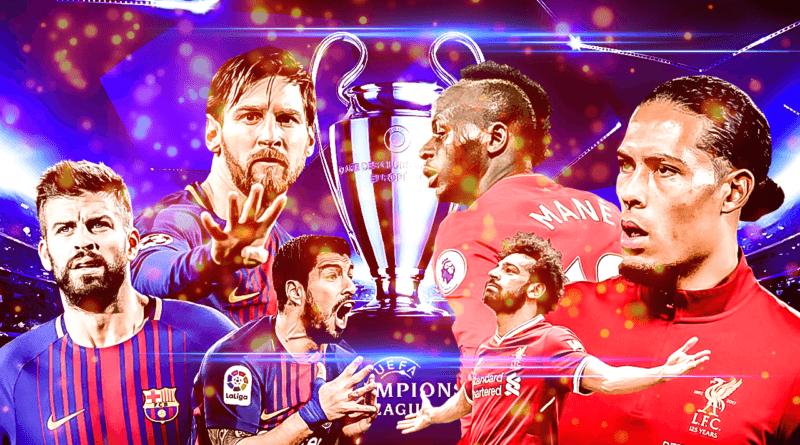 Барселона - Ливерпуль. Первый полуфинальный матч Лиги чемпионов в FIFA 19