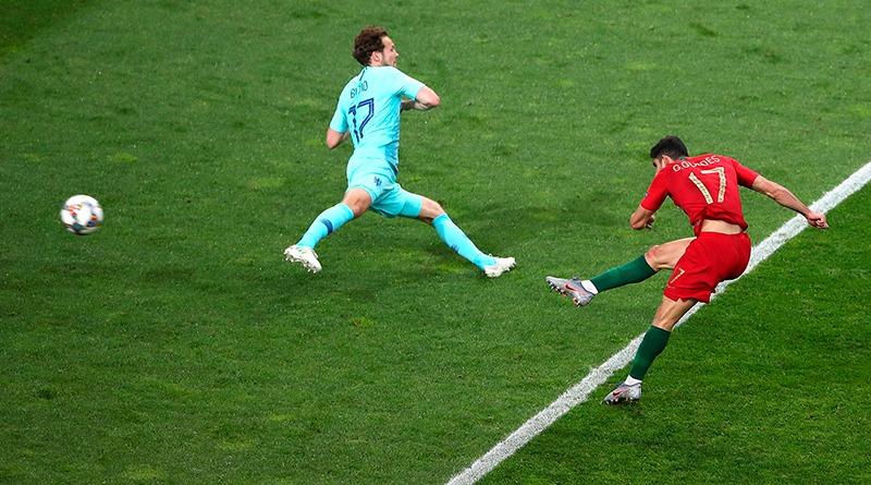 Обзор финала Лиги наций УЕФА 2019 Португалия - Нидерланды