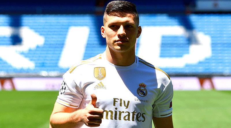 Лука Йович перешел из Айнтрахта в Реал