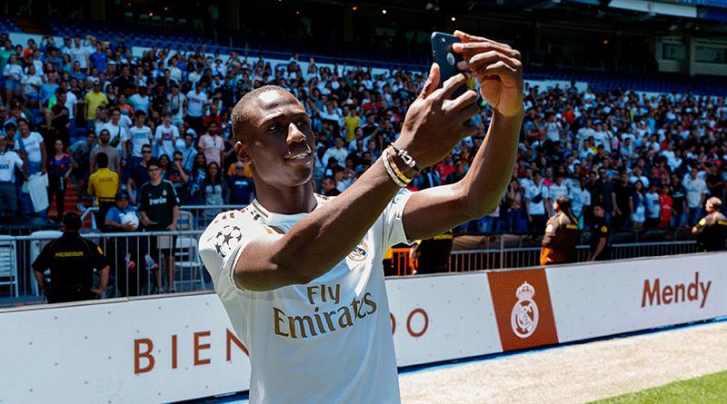 Ферлан Менди перешел из Лиона в Реал