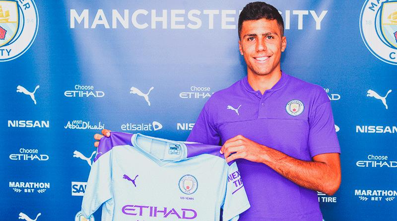 Родриго Эрнандес перешел из Атлетико в Манчестер Сити