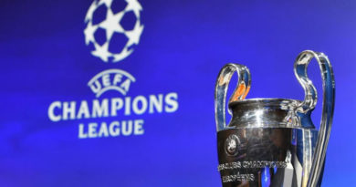 УЕФА назвал лучших игроков прошлого сезона