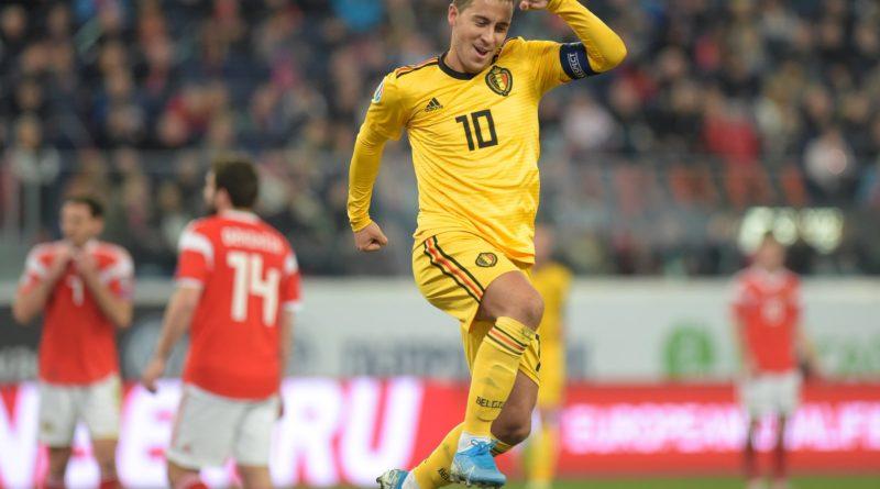 Обзор матча Россия - Бельгия 0:3