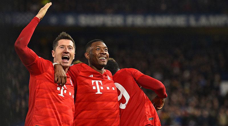Обзор матча 1/8 финала ЛЧ Челси - Бавария 0:3