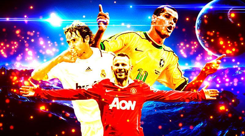 Топ 10 левоногих футболистов за всю историю футбола