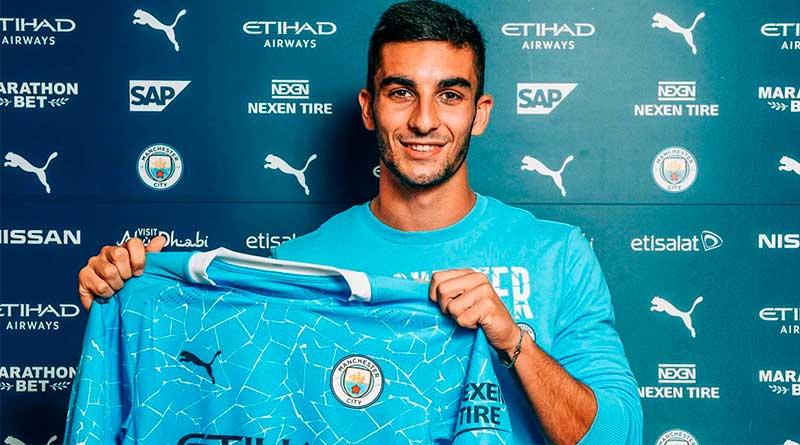 Ферран Торрес перешел из Валенсии в Манчестер Сити