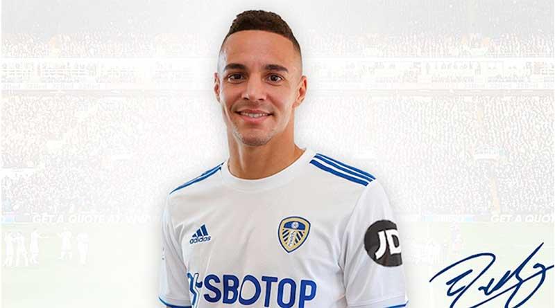 Родриго перешел из Валенсии в Лидс Юнайтед