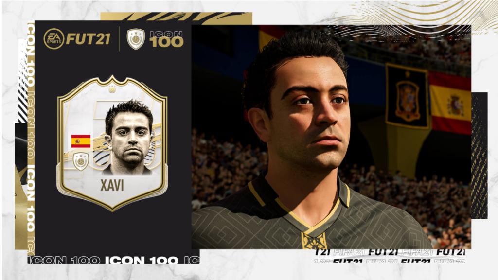 Хави Эрнандес в FIFA 21