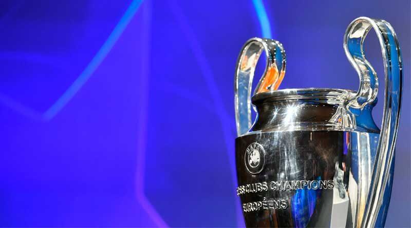 Результаты жеребьевки группового этапа Лиги чемпионов 2020/2021