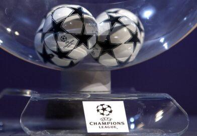 Жеребьевка 1/4 финала Лиги чемпионов 2020/2021
